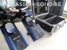 2 scan dynamo + fly case