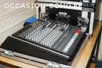 Table de mixage amplifiée