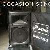 Vend enceinte 200 FA P. Audio