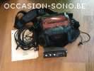Mixette Sound Devices 302 + sac Petrol Case